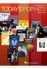 Hal Leonard Today's Pop Hits-Big Note Piano