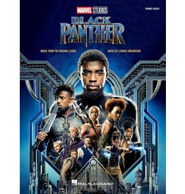 Hal Leonard Black Panther - Music from the Motion Picture - Piano Solos