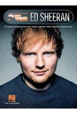 Hal Leonard Ed Sheeran E-Z Play Today