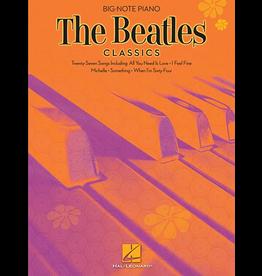 Hal Leonard Beatles Classics Big Note PIano
