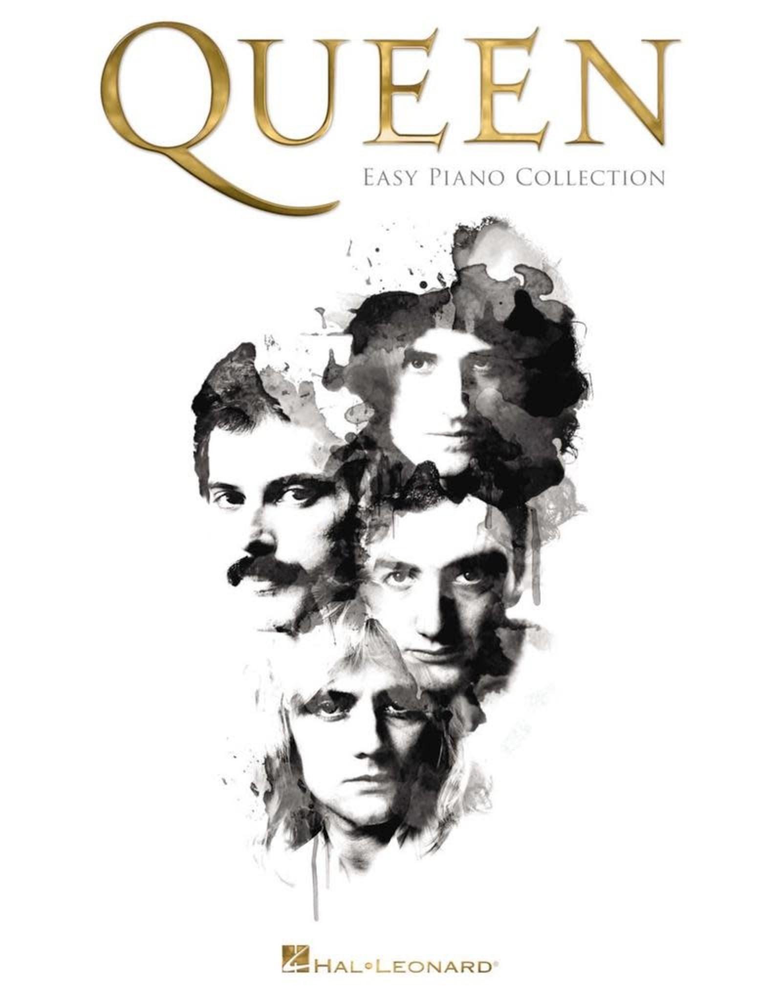 Hal Leonard Queen Easy Piano Collection