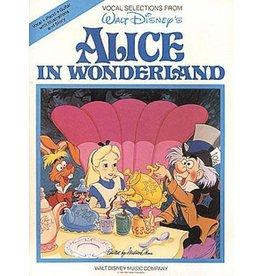Hal Leonard Alice in Wonderland PVG