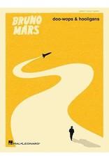 Hal Leonard Bruno Mars - Doo-Wops & Hooligans PVG