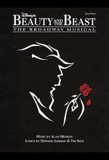 Hal Leonard Beauty and the Beast Broadway Easy Piano