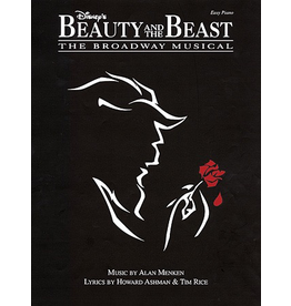 Hal Leonard Beauty and the Beast Broadway Easy Piano