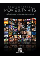 Hal Leonard Contemporary Movie and TV Hits PVG