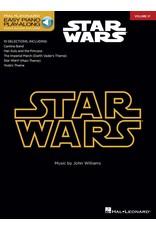 Hal Leonard Stars Wars Easy Piano Play-Along with Audio Access