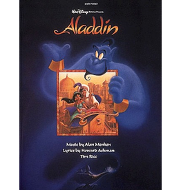 Hal Leonard Aladdin Animated Movie Easy Piano