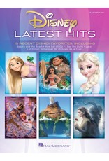 Hal Leonard Disney Latest Hits Easy Piano