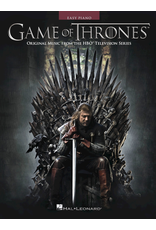 Hal Leonard Game of Thrones - Original Music from the Series - Easy Piano