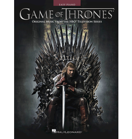Hal Leonard Game of Thrones Easy Piano Original Music from the HBO Television Series