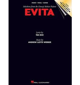 Hal Leonard Evita - Musical Vocal Selections