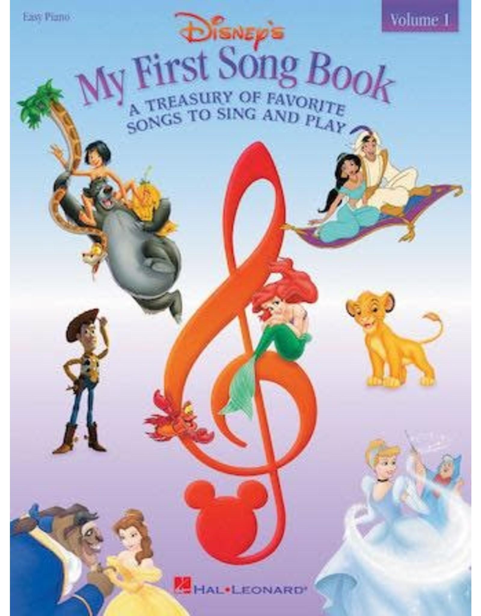 Hal Leonard Disney's My First Songbook Volume 1 - Easy Piano