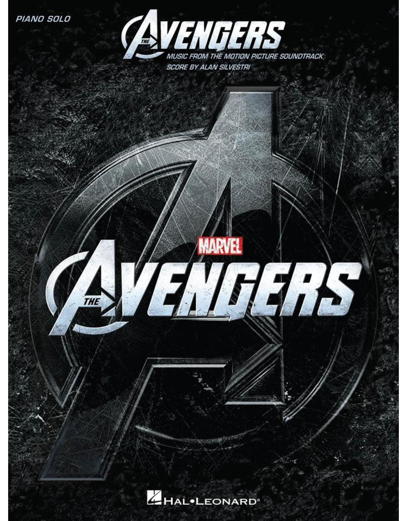 Hal Leonard Avengers - Piano Solos