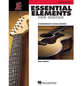 Hal Leonard Essential Elements for Guitar Book 2