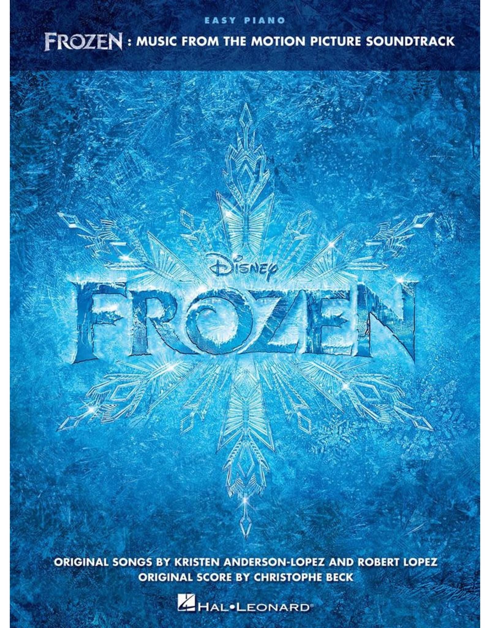 Hal Leonard Frozen - Easy Piano