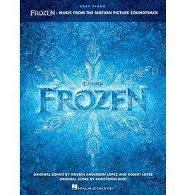 Hal Leonard Frozen Easy Piano