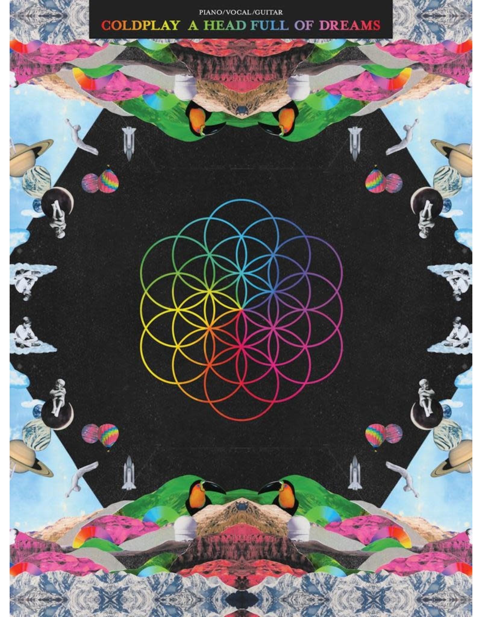 Hal Leonard Head Full of Dreams by Coldplay PVG