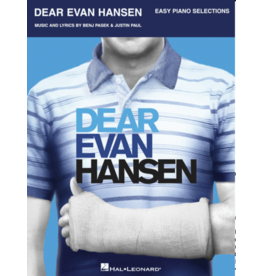 Hal Leonard Dear Evan Hansen Vocal Selections Easy Piano
