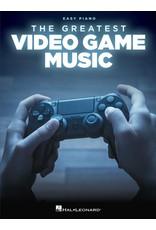 Hal Leonard Greatest Video Game Music - Easy Piano