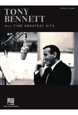 Hal Leonard Tony Bennett All Time Greatest Hits Piano/Vocal