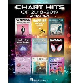 Hal Leonard Chart Hits of 2018-2019 PVG