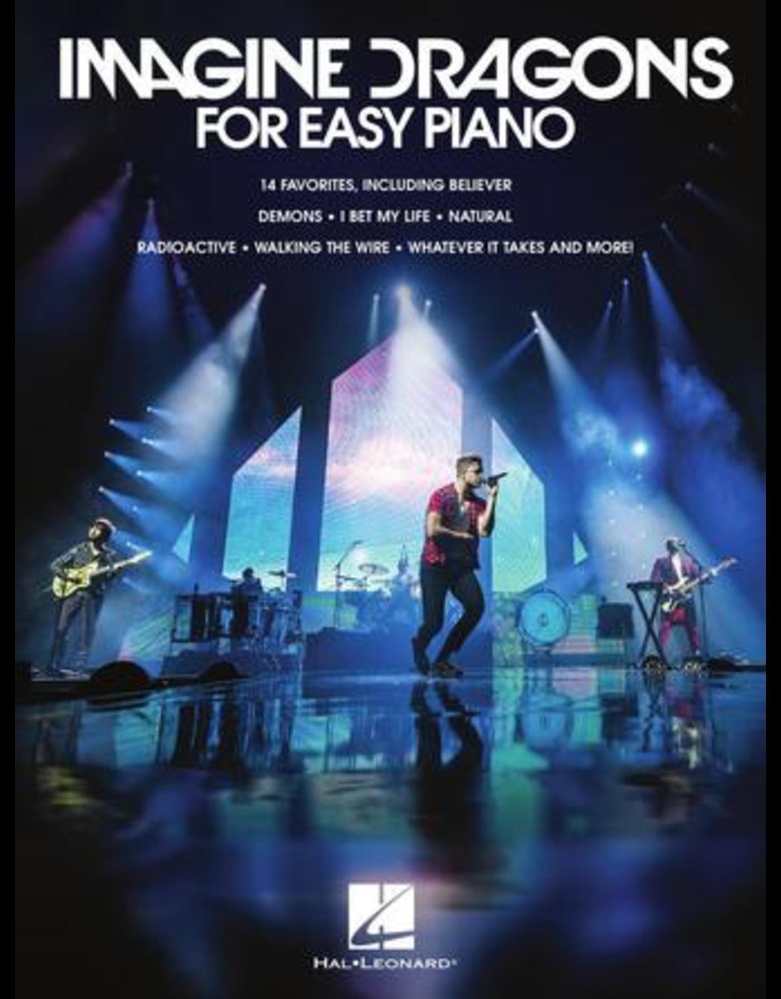 Hal Leonard Imagine Dragons for Easy Piano