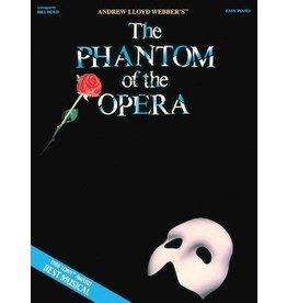 Hal Leonard Phantom of the Opera - Easy Piano