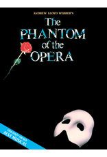 Hal Leonard Phantom of the Opera, Vocal Selections from the Broadway Musical (Melody in the Piano Part)