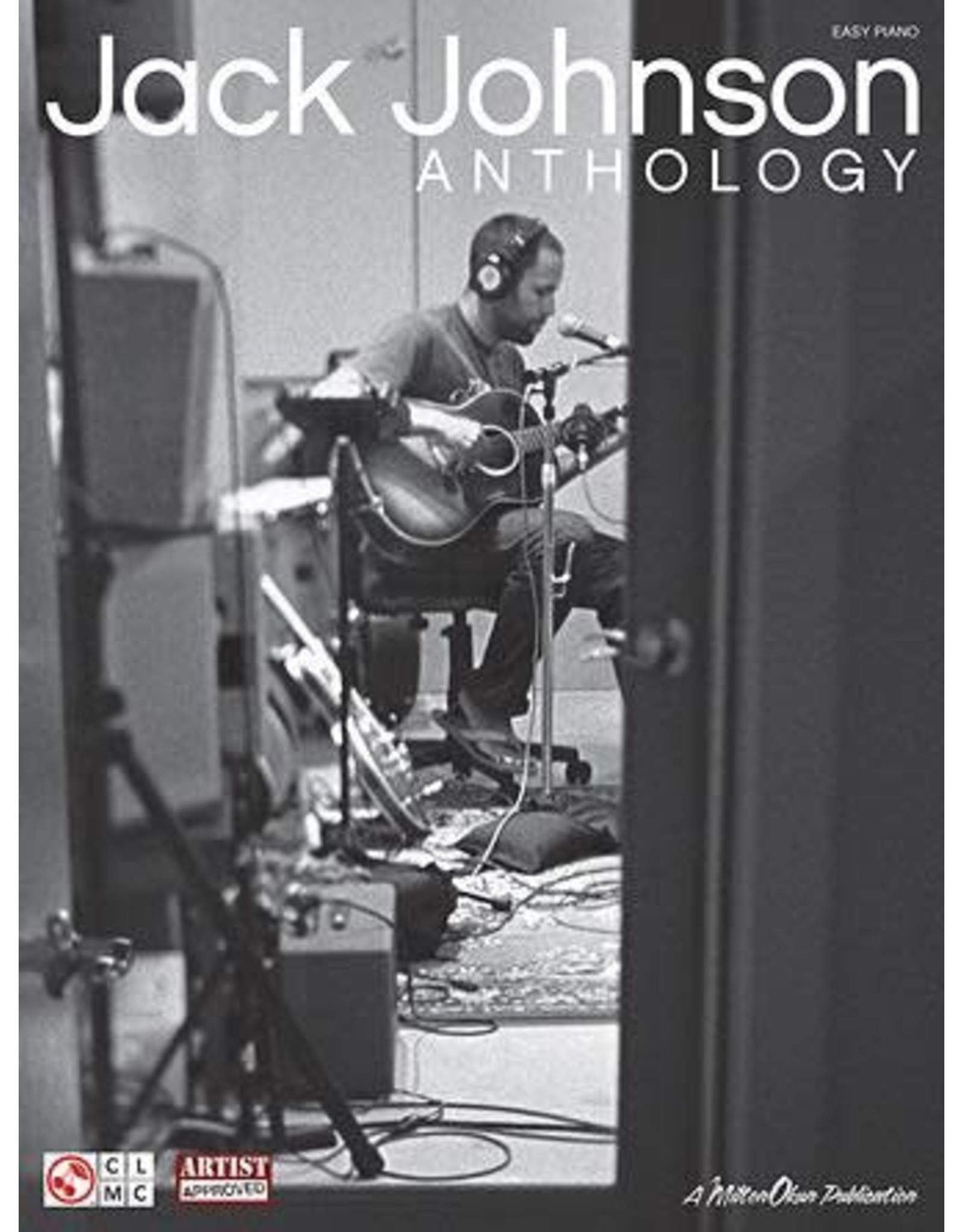 Hal Leonard Jack Johnson Anthology Easy Piano