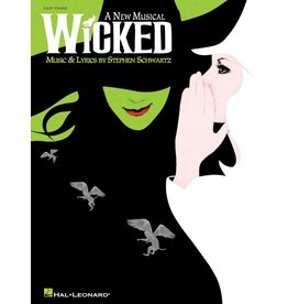 Hal Leonard Wicked Vocal Selections - Easy Piano