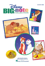 Hal Leonard Disney Big Note Collection