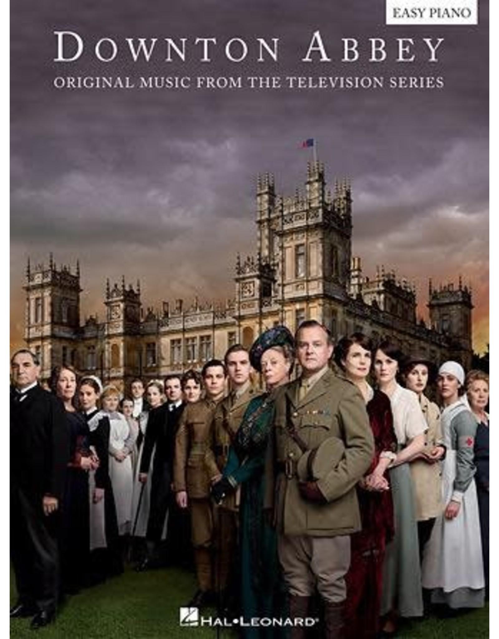 Hal Leonard Downton Abbey - Easy Piano