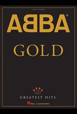 Hal Leonard ABBA Gold (Greatest Hits) - Easy Piano by ABBA