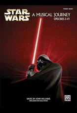 Hal Leonard Star Wars: A Musical Journey - Music from Episodes I-VI