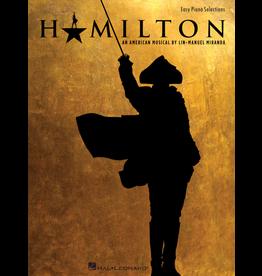 Hal Leonard Hamilton Vocal Selections - Easy Piano