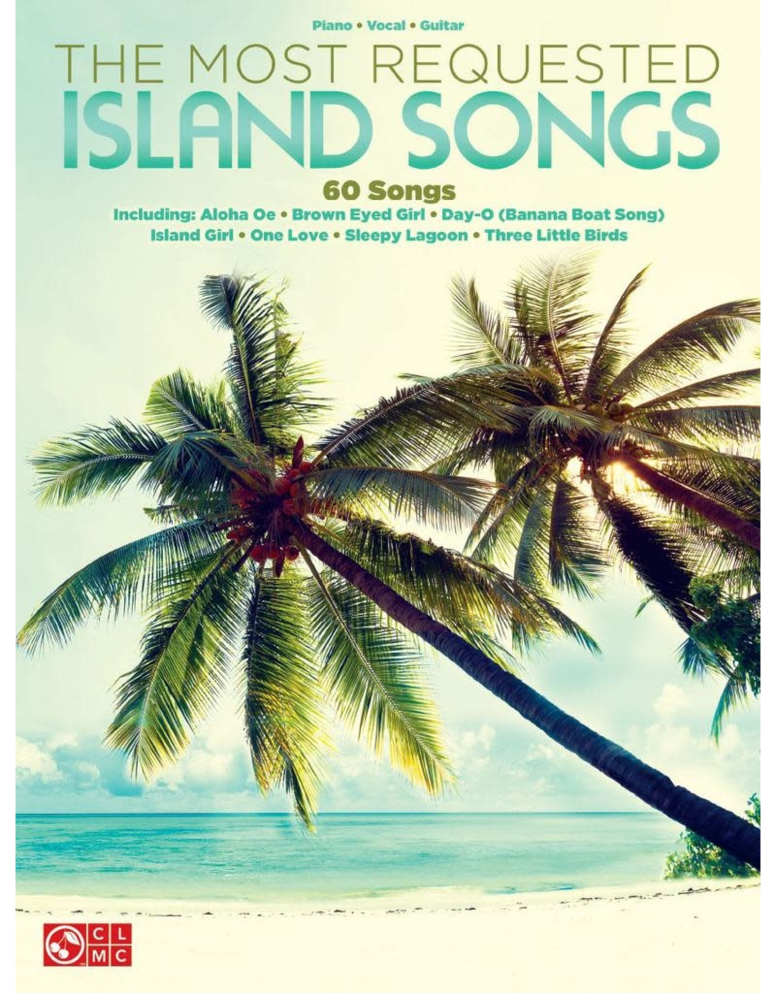 Hal Leonard Most Requested Island Songs PVG