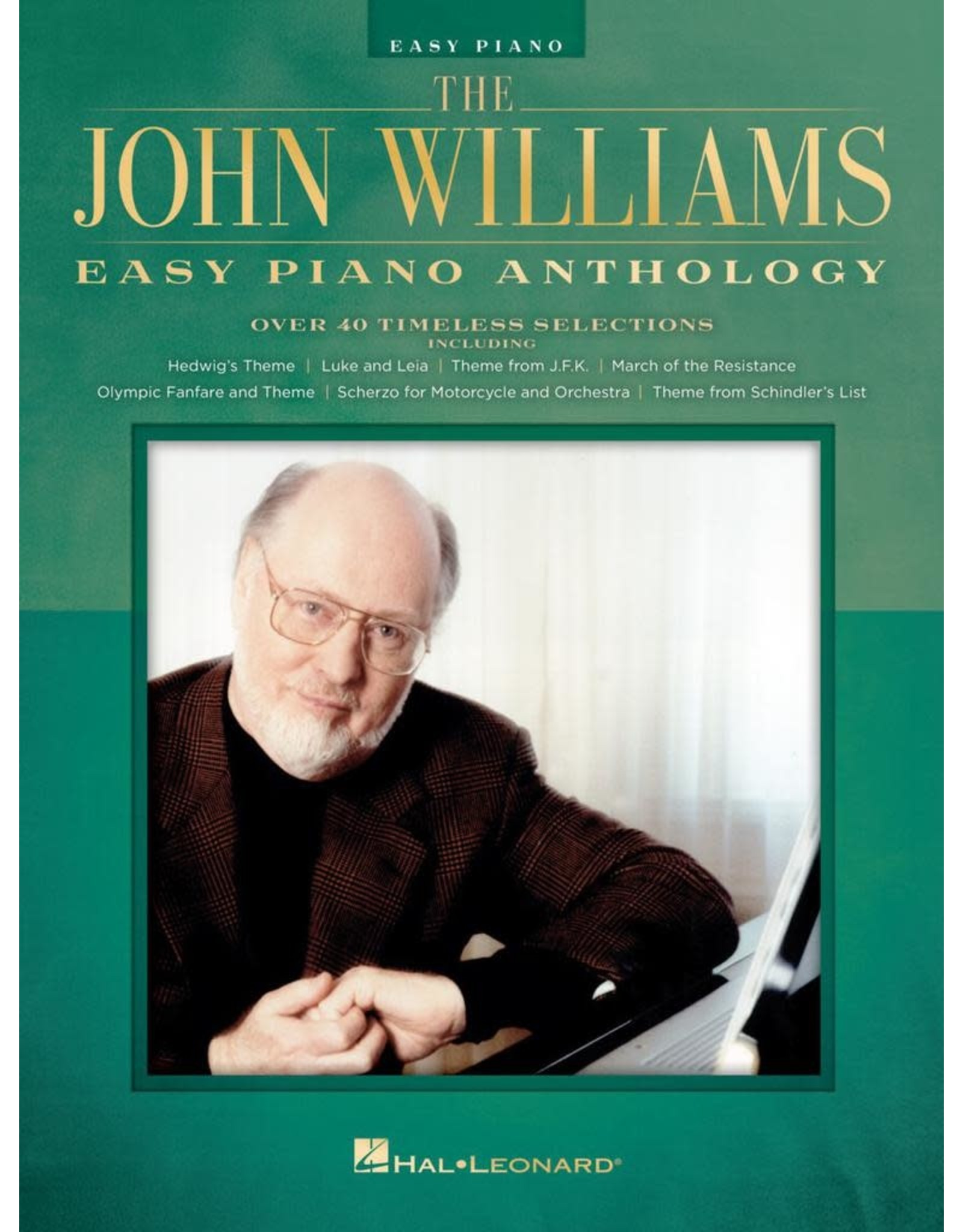 Hal Leonard John Williams Easy Piano Anthology