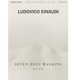 Hal Leonard Seven Days Walking: Day One for Piano by Ludovico Einaudi