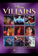 Hal Leonard Disney Villians 24 Wickedly Devilish Songs PVG
