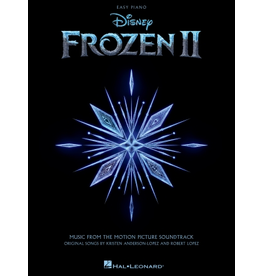 Hal Leonard Frozen II Music from the Motion Picture Easy Piano