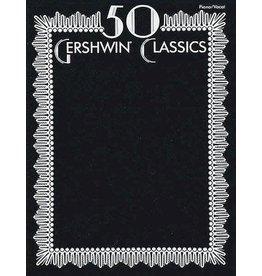 Hal Leonard 50 Gershwin Classics - George Gershwinand Ira Gershwin Piano Vocal
