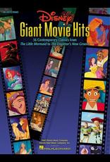 Hal Leonard Disney's Giant Movie Hits for Big-Note Piano