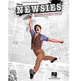 Hal Leonard Newsies the Broadway Musical