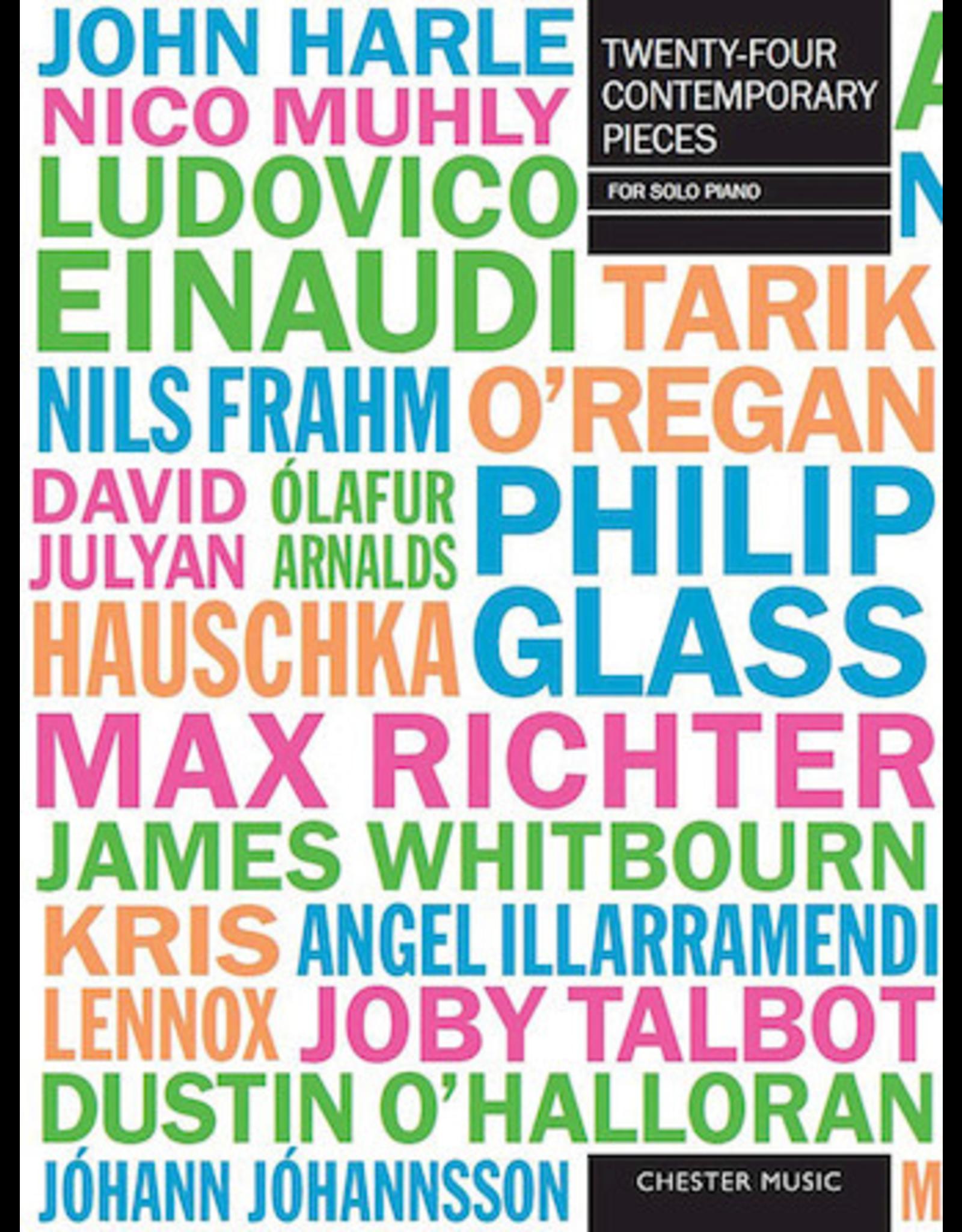Hal Leonard Twenty-Four Contemporary Pieces by Various Composers