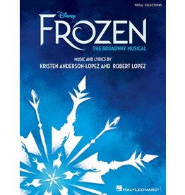 Hal Leonard Disney's Frozen Broadway Musical