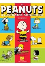 Hal Leonard Peanuts Illustrated Songbook