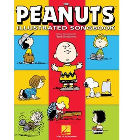 Hal Leonard Peanuts Illustrated Songbook