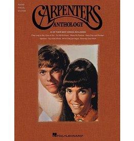 Hal Leonard Carpenters Anthology PVG