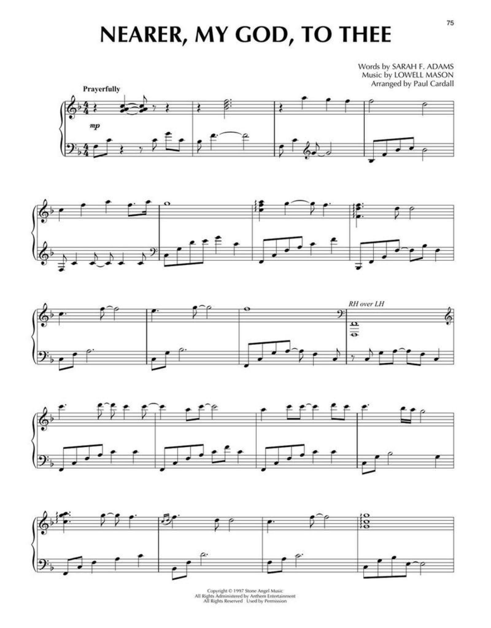 Hal Leonard Paul Cardall - Hymns Collection - 29 Hymn Arrangements